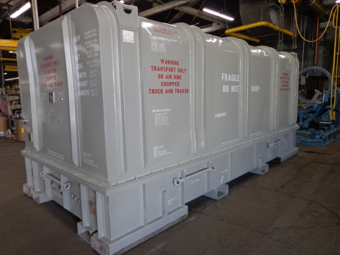 LM6000 Container