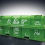 GEnx1B Green Container