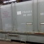 LM6000 Container Before Refurbishment